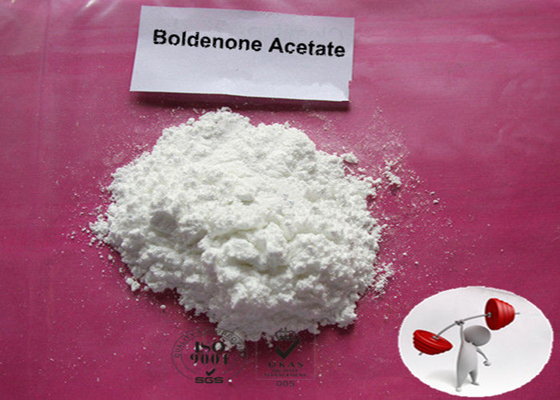 Legit Steroids Powder Boldenone Steroid Boldenone Acetate for Boybuilding 2363-59-9 supplier